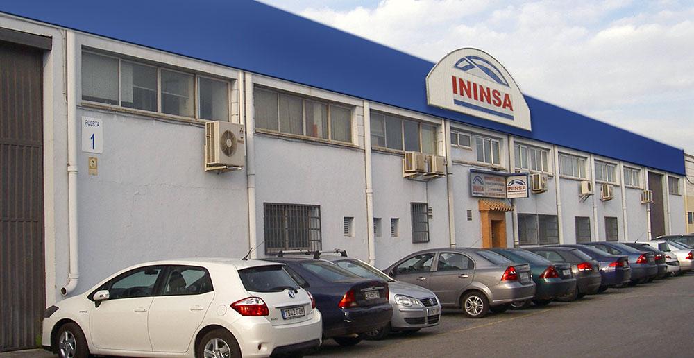 fábrica ININSA