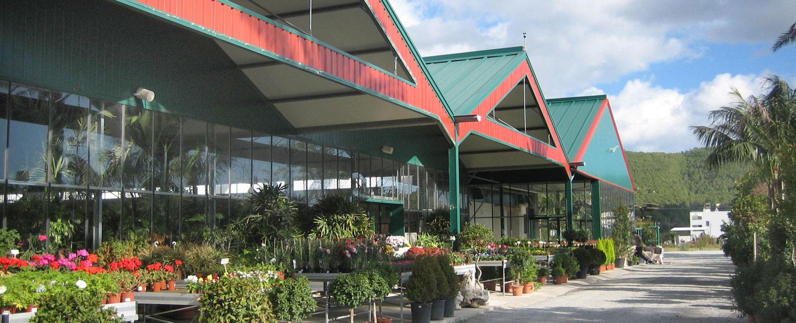 Centros de jardinería