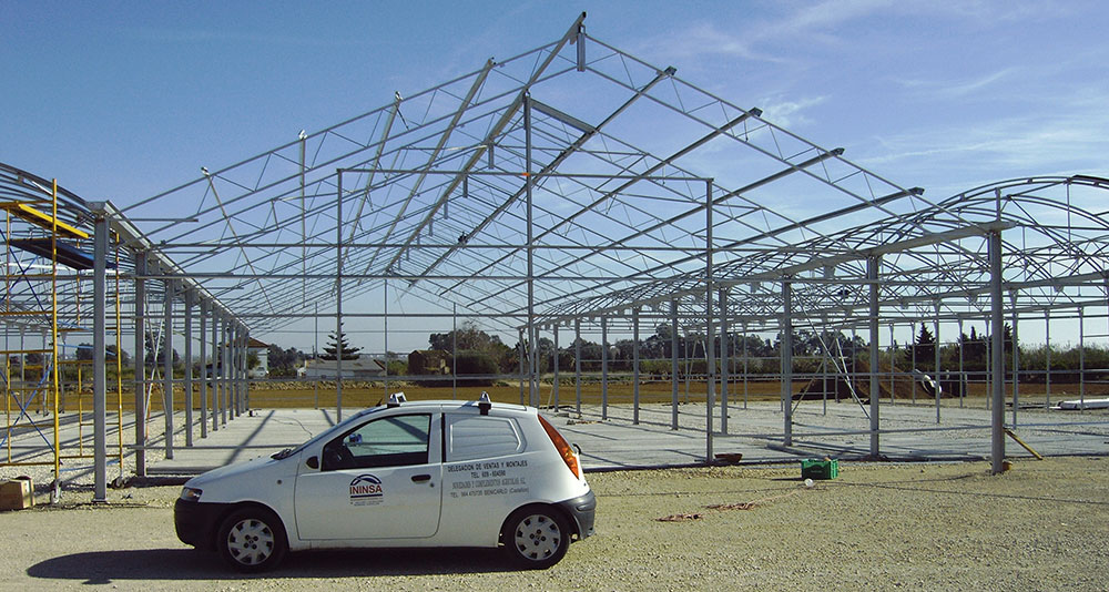 Technical assistance on turnkey greenhouse projects