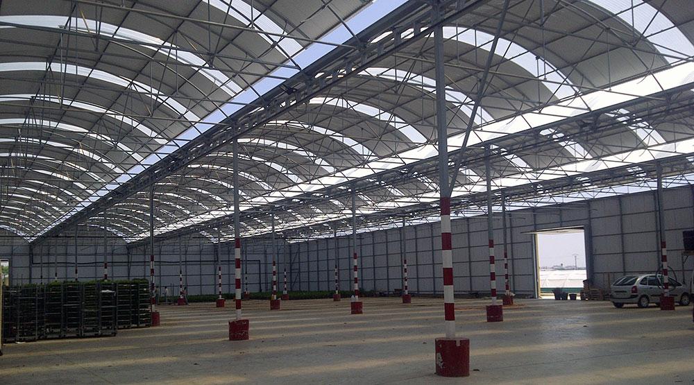 Large Interior Spaces Ininsa