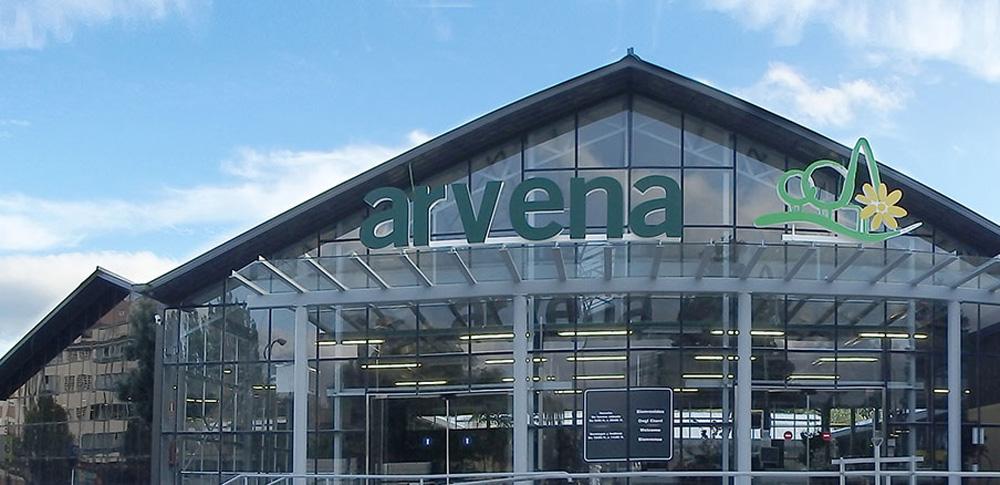Nuevo centro de jardineria Arvena