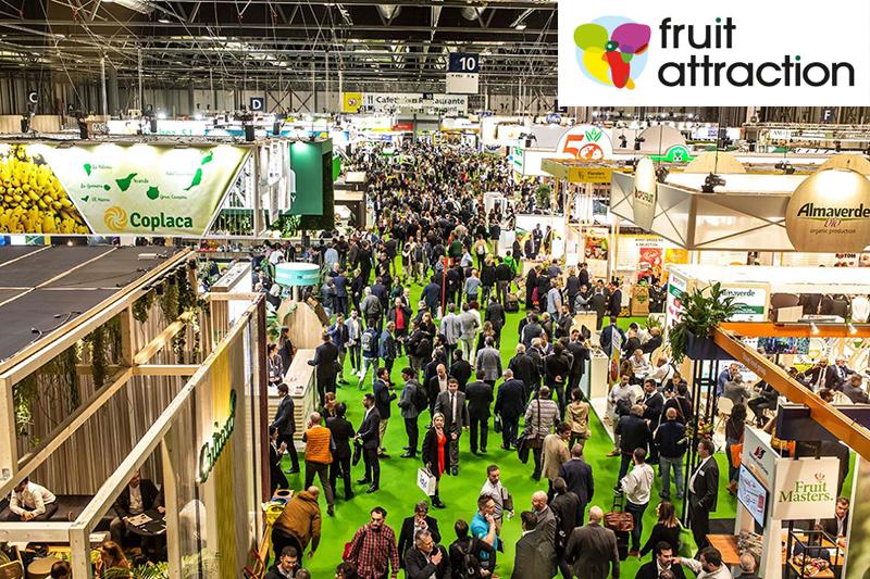 Feria Fruit Attraction IFEMA
